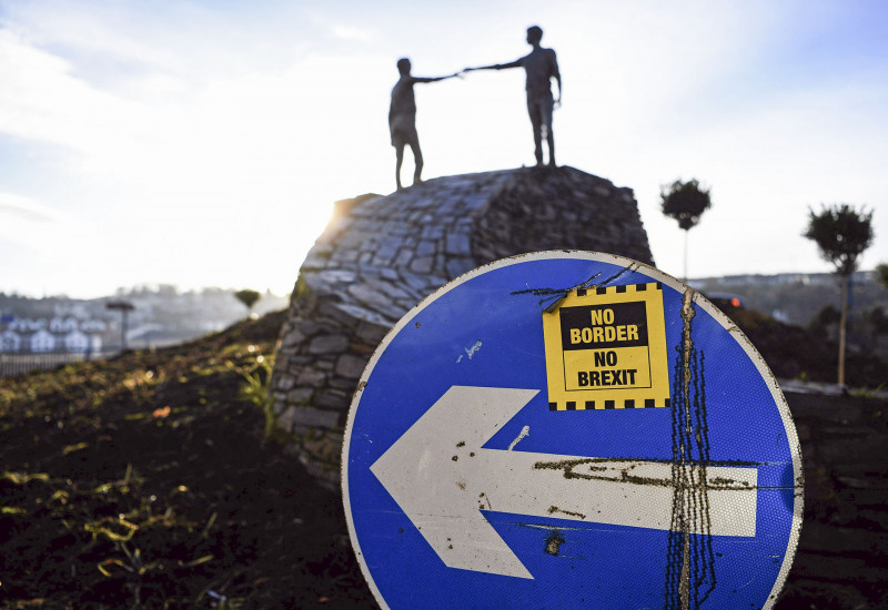 Brexit - Ír-észak-ír határ