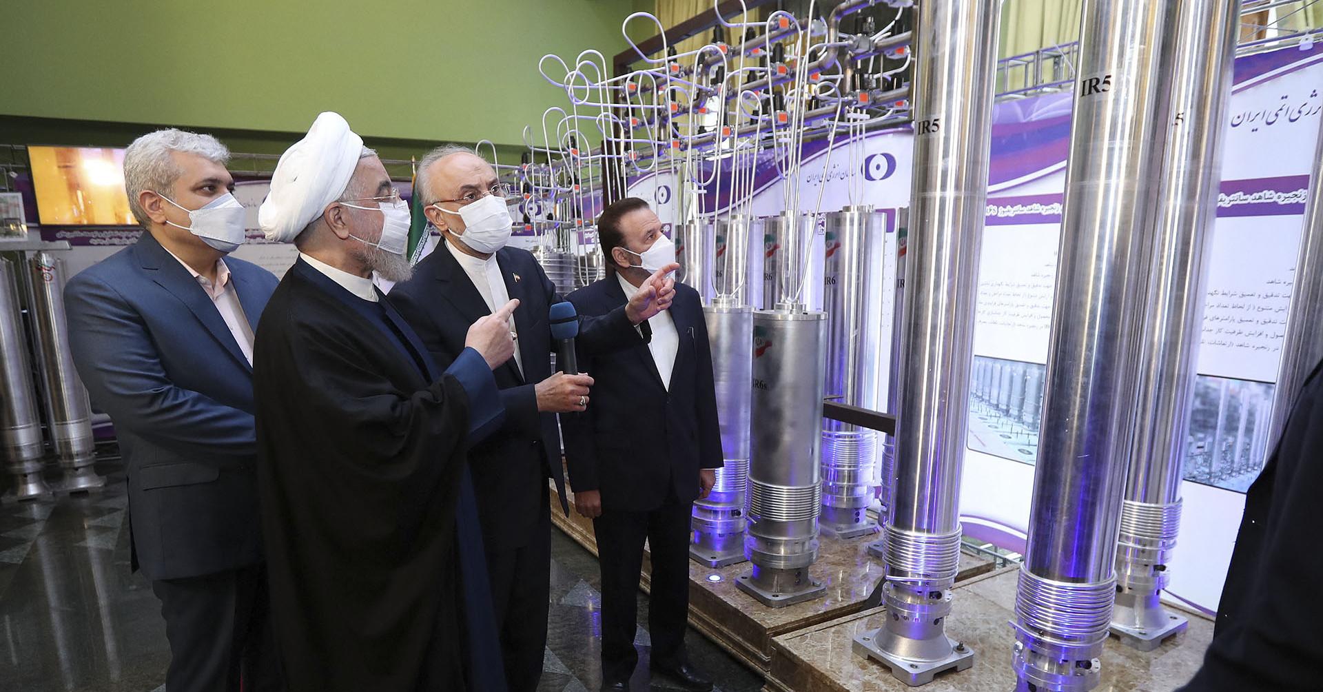 Irán 60 százalékosra dúsított uránt állított elő