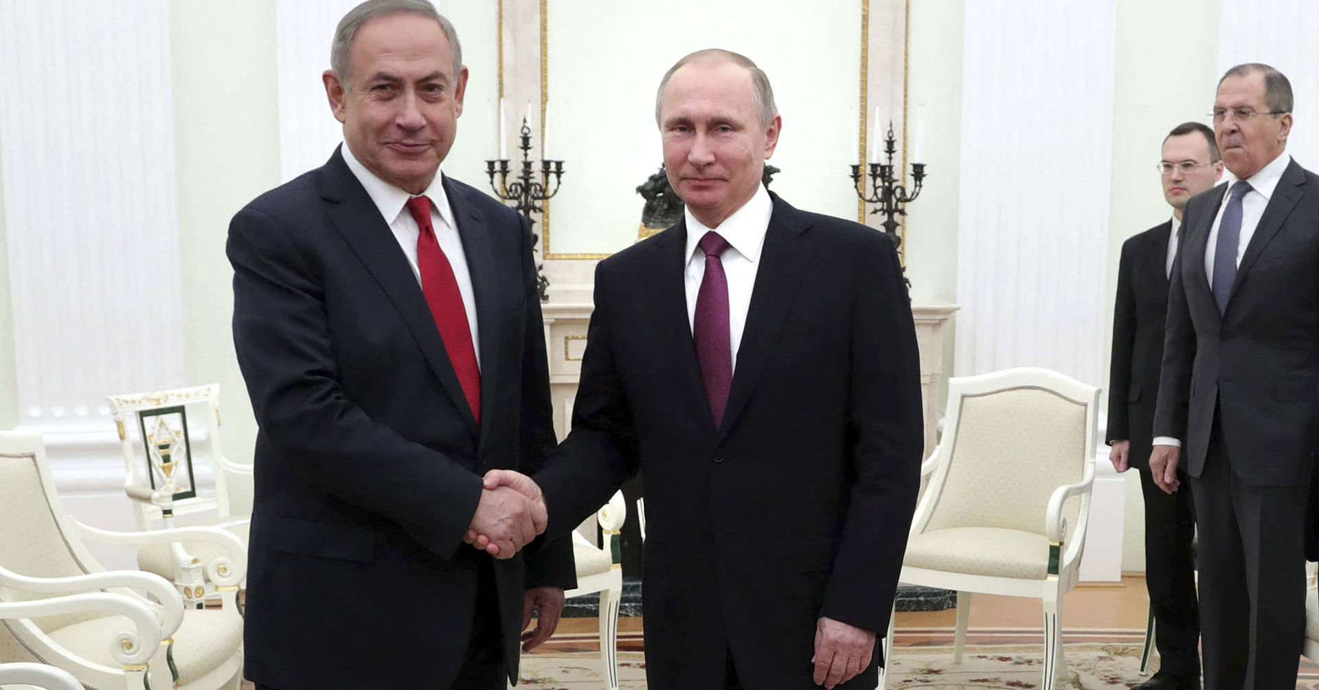 Eszmét cserélt Szíriáról és Ukrajnáról Putyin és Netanjahu