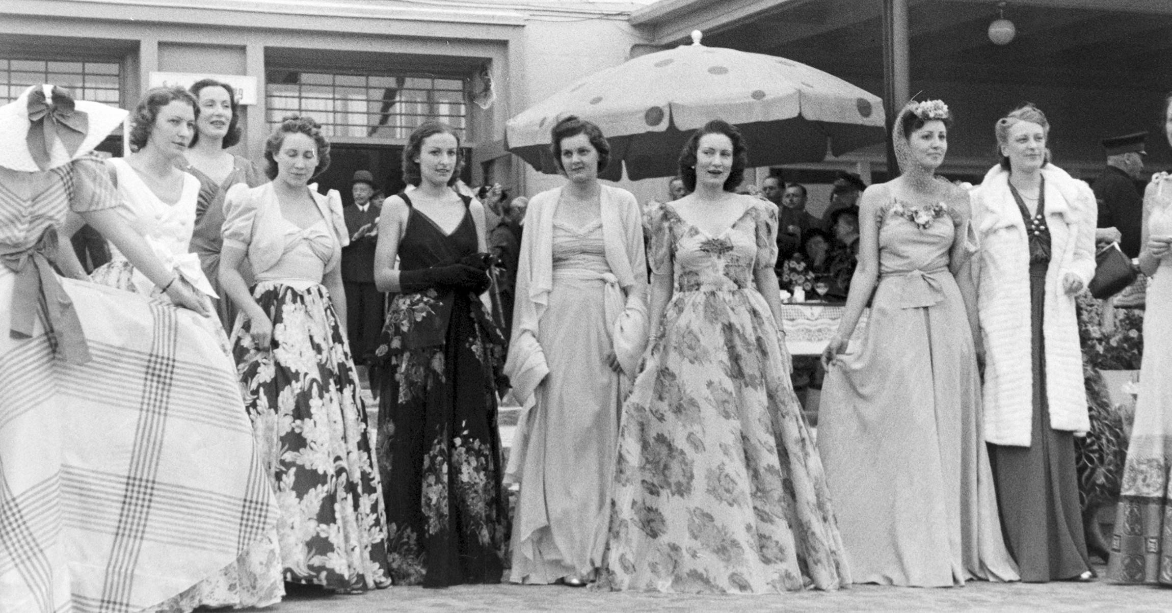 A nácik a divatban is diktálni akartak