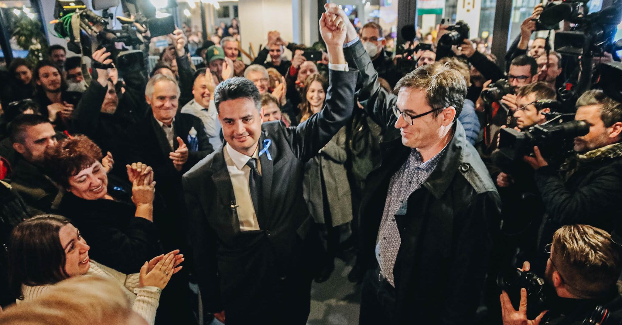 Márki-Zay Péter megnyerte az ellenzéki előválasztást