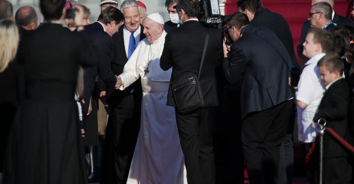 Ferenc pápa a zsidók és a keresztények egységét szorgalmazta az antiszemitizmussal szemben